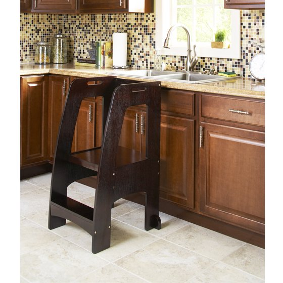 Terrific Step Up Kitchen Helper White Caraccident5 Cool Chair Designs And Ideas Caraccident5Info