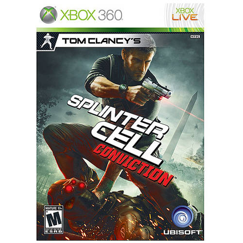 Splinter Cell: Conviction (Xbox 360) - Pre-Owned