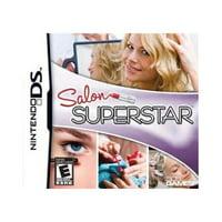 Salon Superstar For Nintendo DS DSi 3DS 2DS Strategy
