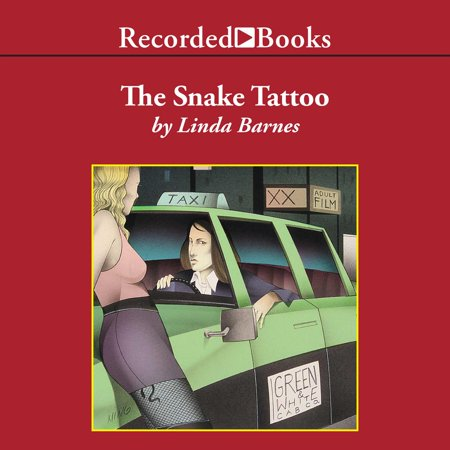 The Snake Tattoo - Audiobook - Snake Scale Tattoo