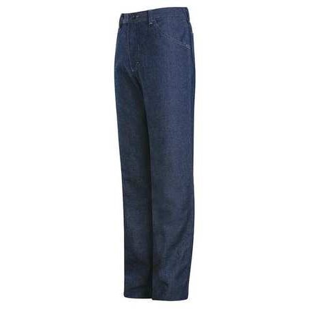 Bulwark Pants, Blue Denim, EXCEL Flame Resistant