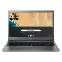 "Acer Chromebook 715, Intel Core i3-8130U, 15.6"" Full-HD 1080p screen, 4GB DDR4, 128GB eMMC - CB715-1W-35ZK"