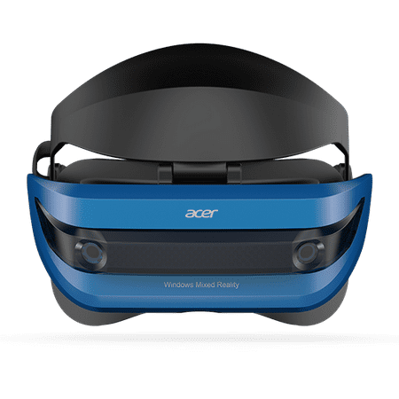 Acer Windows Mixed Reality Headset, Black, - Ace Mixer