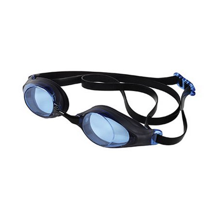 (Price/each)Dolfin 605SA Ascender Racing Goggle-Blue Black-One Size ()