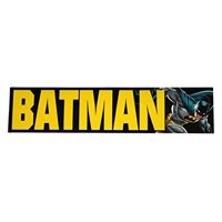 C&D Visionary DC Comics Batman Logo Strip Sticker