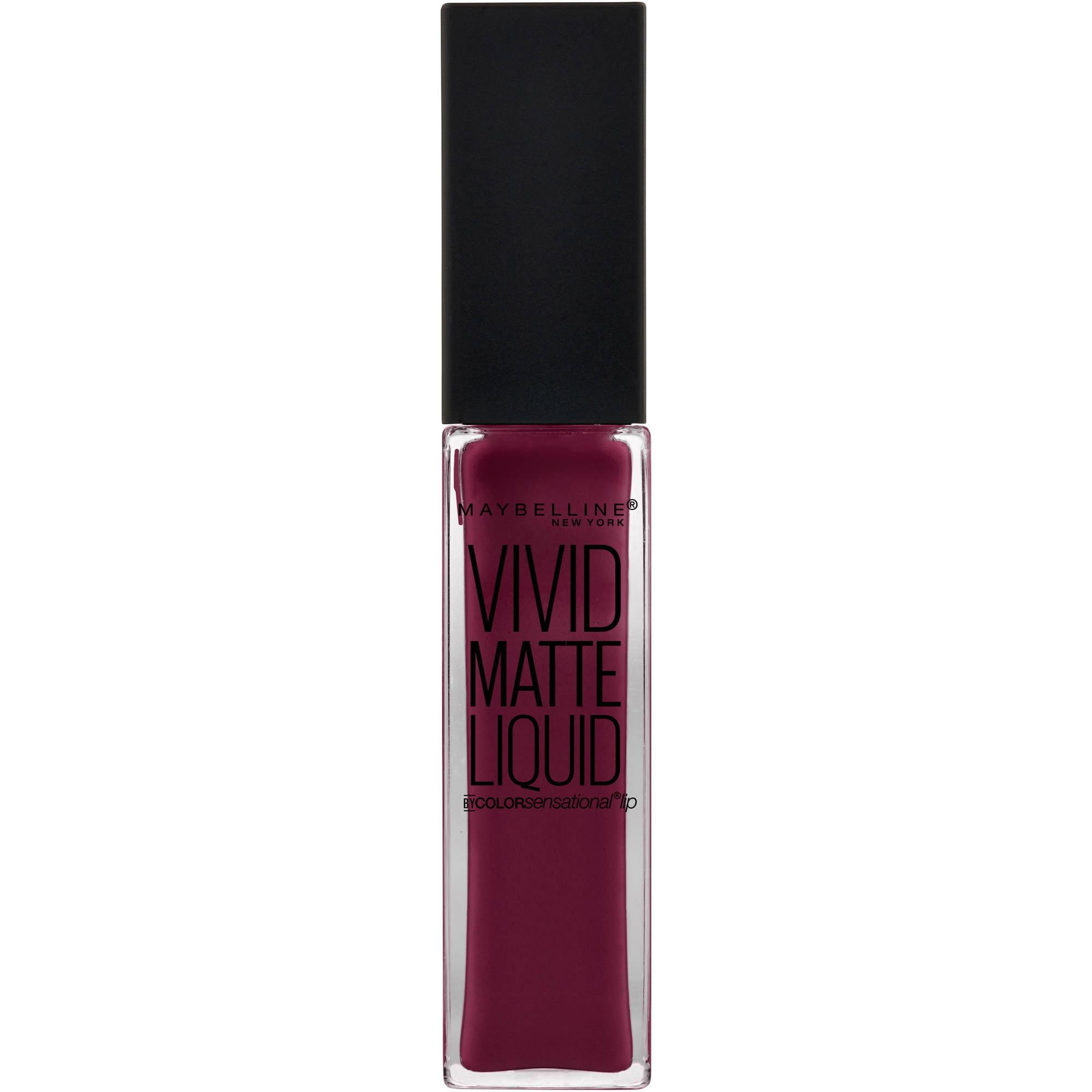 Maybelline - Maybelline Color Sensational Vivid Matte Liquid Lipstick - Walmartcom-7879