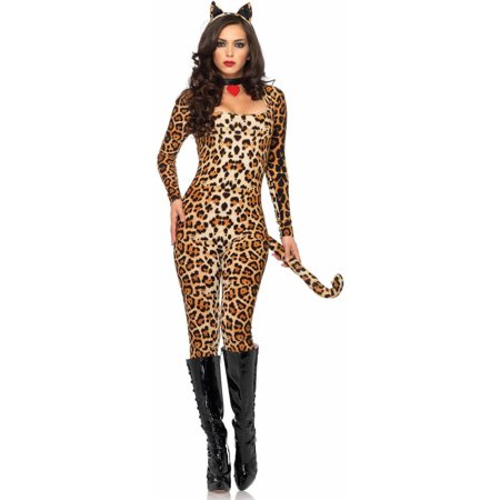 Cougar Halloween Costume (Women's Cougar Costume)