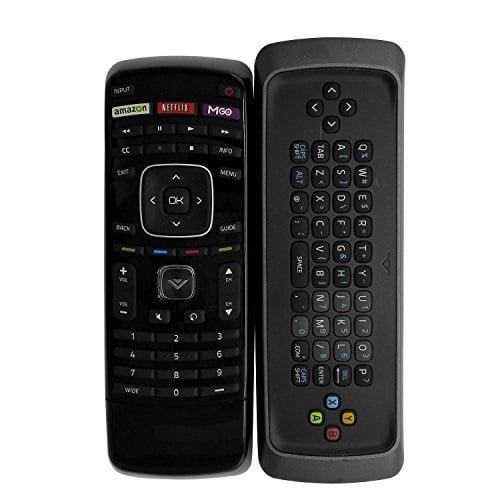 Vizio XRV1TV 3D Qwerty Keyboard HD TV Remote Control M420SV M470SV M550SV