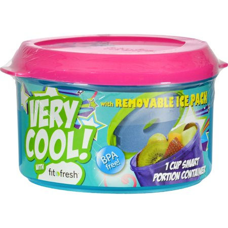 Fit and Fresh Kids 1 Cup Chill - Treat Tote 1 Cup