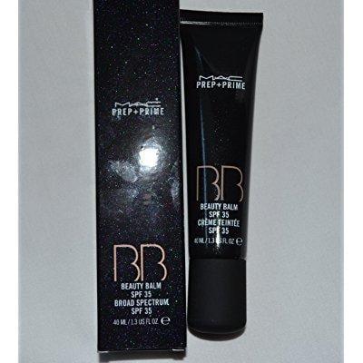 mac prep + prime bb beauty balm spf 35 medium