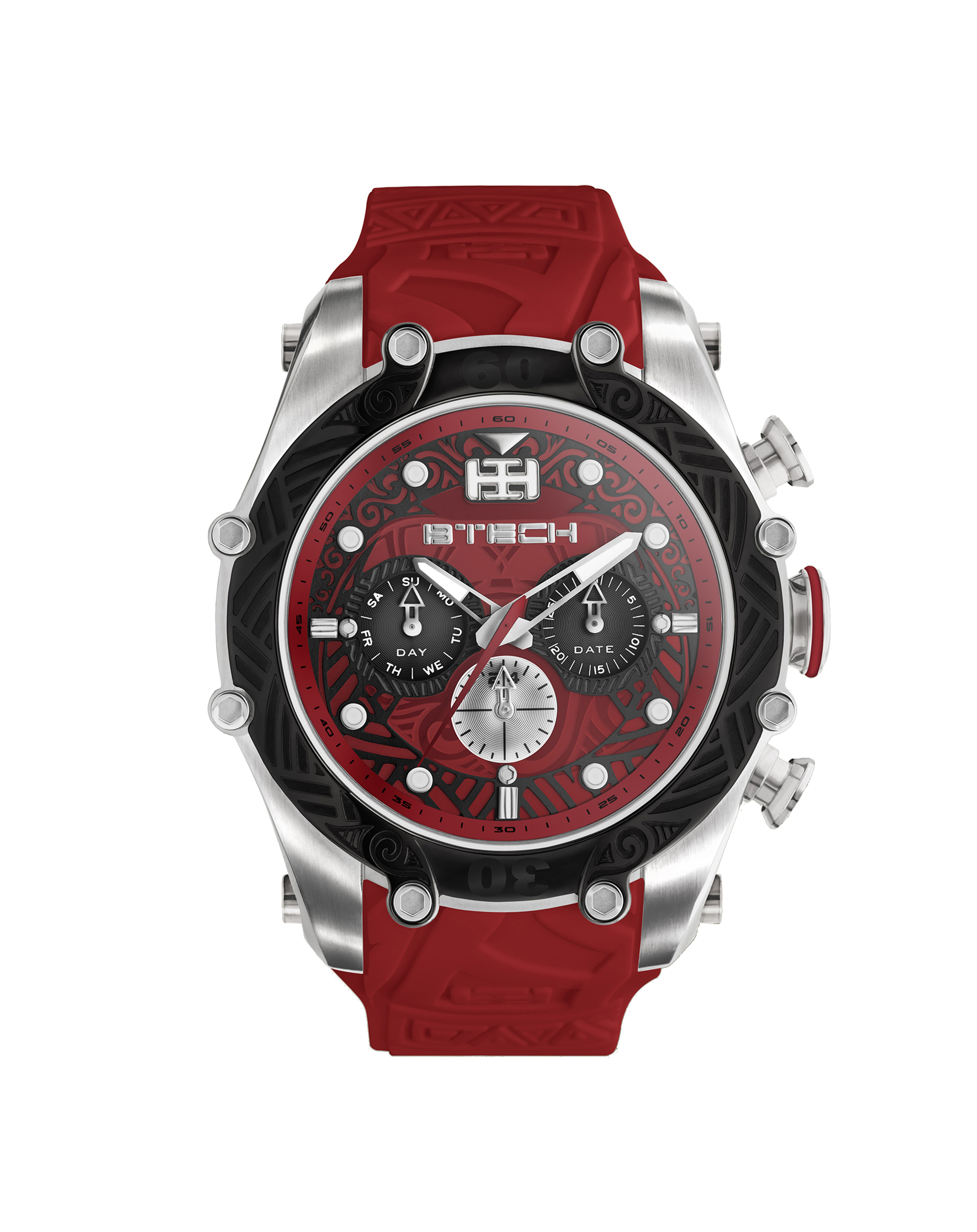 BTECH WATCH TATOO - TRIBAL - BT-TR-612-03