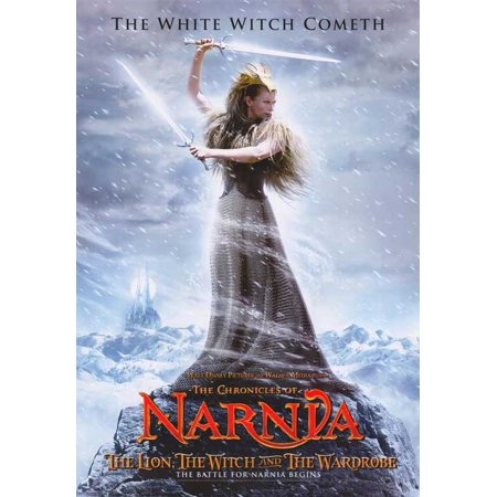 Halloween Wardrobe Malfunction (Chronicles of Narnia: The Lion, the Witch and the Wardrobe POSTER Movie D)