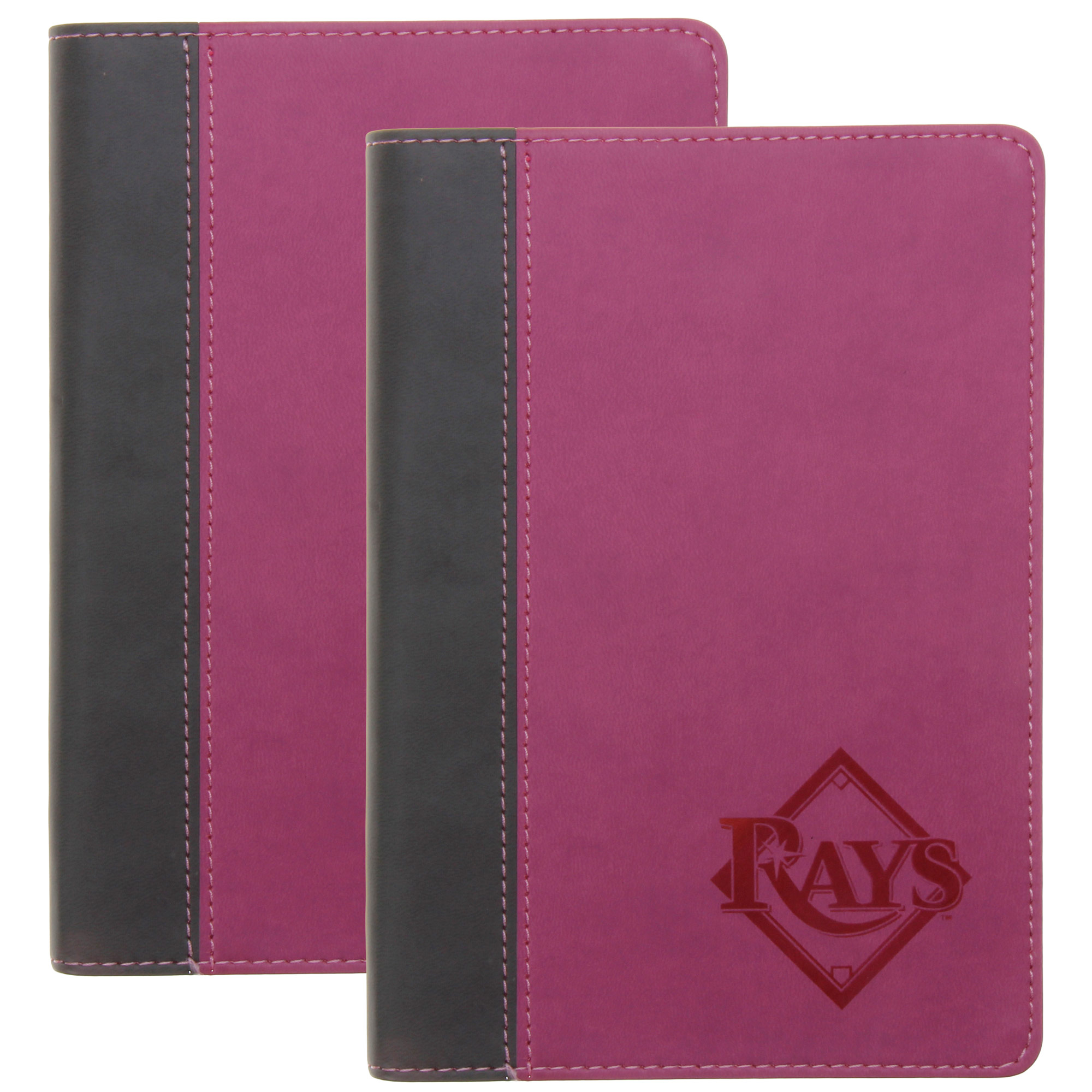 Tampa Bay Rays Journal 2-Pack - Pink - No Size