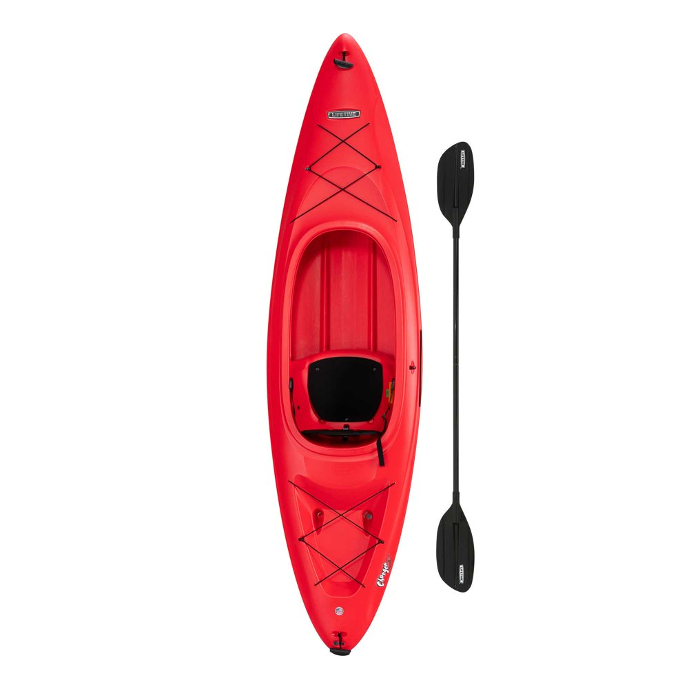 Lifetime Charger 10 ft Sit-in Kayak (Paddle Included), 90963