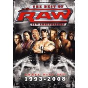 The Best of Raw: 15th Anniversary (DVD)