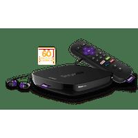 Roku Ultra 4K Streaming Media Player w/HDR - 4640R (2016 Model)