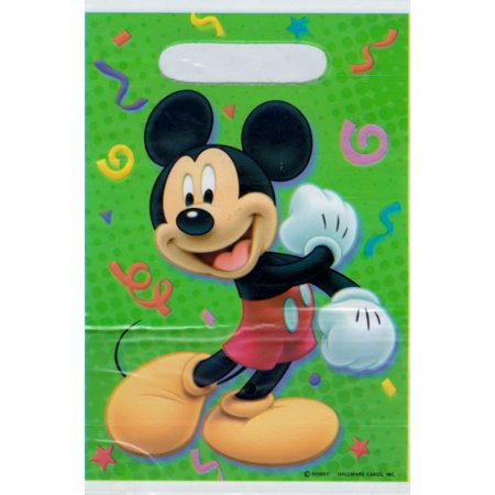 Hallmark Treat Bag Wow! Mickey Pattern for $<!---->