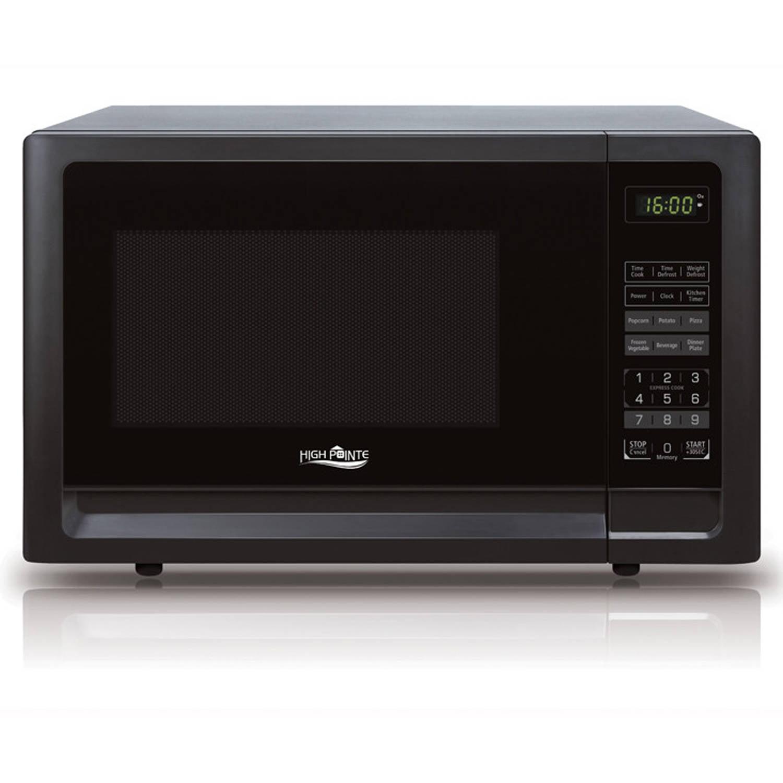 .9CF Microwave Black