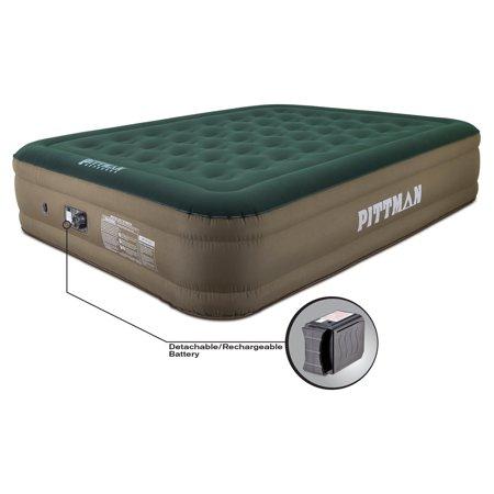Pittman Queen Fabric Ultimate 16 in. Air Mattress