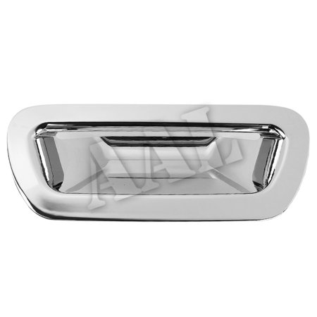 AAL Premium Chrome Tailgate Cover  For 2003 2004 2005 2006 2007 2008 2009 2010 2011 2012 CHRYSLER PACIFICA TAIL GATE TRUNK HANDLE NO KEYHOLE