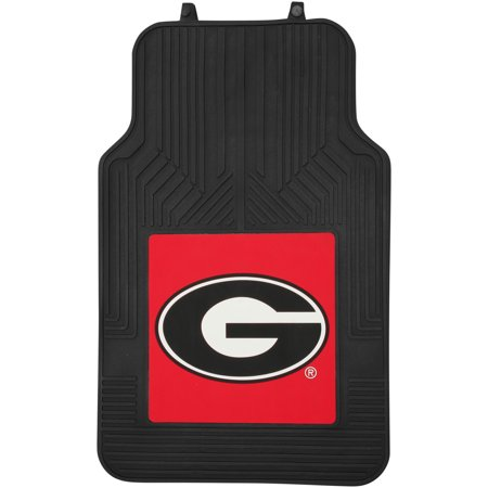 NCAA Georgia Bulldogs Floor Mats - Set of 2