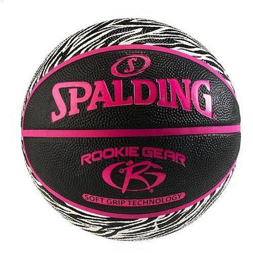 Spalding Rookie Gear Soft Grip Basketball ( 71-07X )