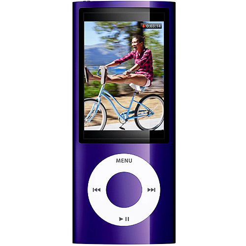 5th Generation 16GB Purple -Used Very Good