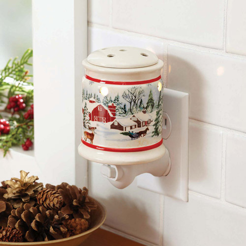 Better Homes and Gardens Plugin, Scenic Winter