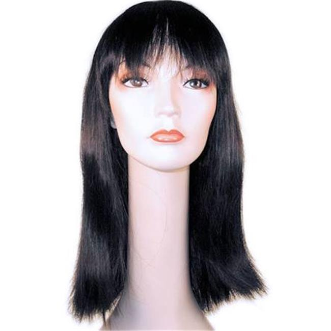 Lacey Wigs LW518VT Cleo Long Deluxe Wig, Violet