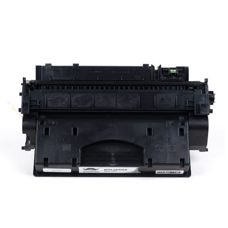 Compatible HP 05X CE505X Black Toner Cartridge High Yield for HP LaserJet P2055d LaserJet P2055dn LaserJet P2055x - image 2 of 3
