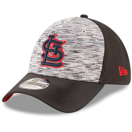 outlet store e90bd 41947 St. Louis Cardinals New Era Shadow Faded 39THIRTY Flex Hat ...