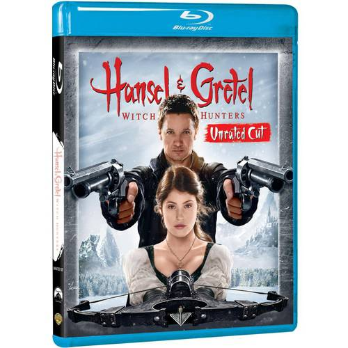 Hansel And Gretel: Witch Hunters (Unrated Cut) (Blu-ray   DVD   Digital Copy) (With INSTAWATCH) (Widescreen)
