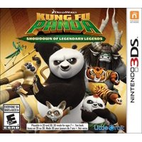 Kung Fu Panda: Showdown of Legendary Legends Preowned & Refurbished (3DS)