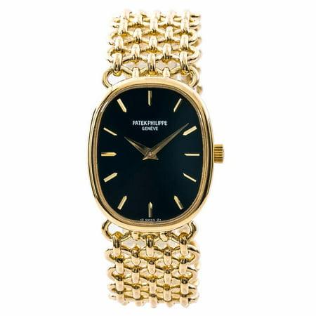 Patek Philippe Lady Ellipse 4226 Gold Women Watch (Certified Authentic & Warranty)