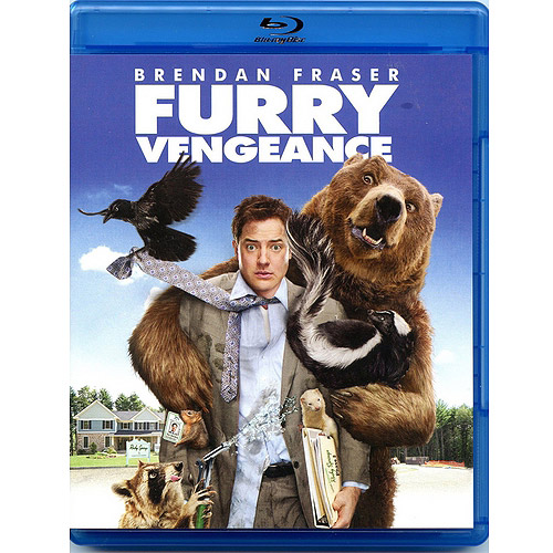Furry Vengeance (Blu-ray) (Widescreen)