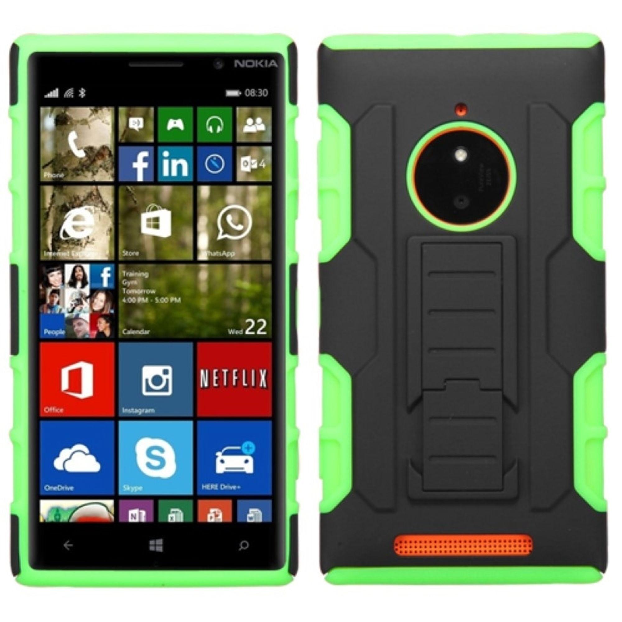 Insten For Nokia Lumia 830 Car Armor