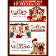 A Golden Christmas: Triple Feature (DVD) by