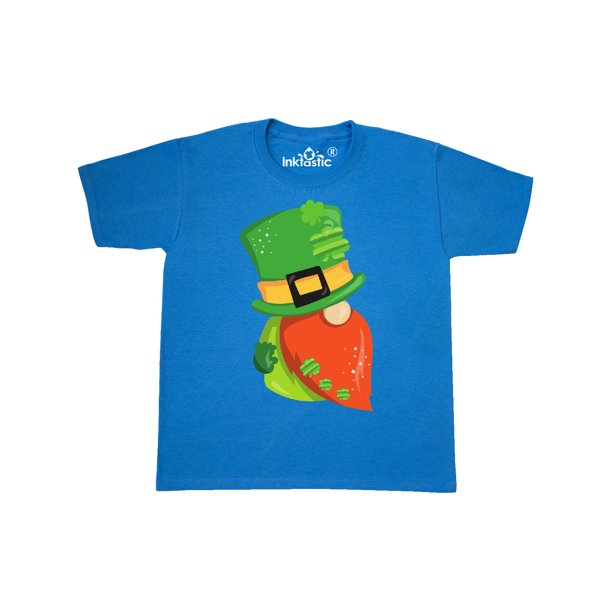 Download Saint Patrick's Day Gnome, Gnome With Orange Beard Youth T ...