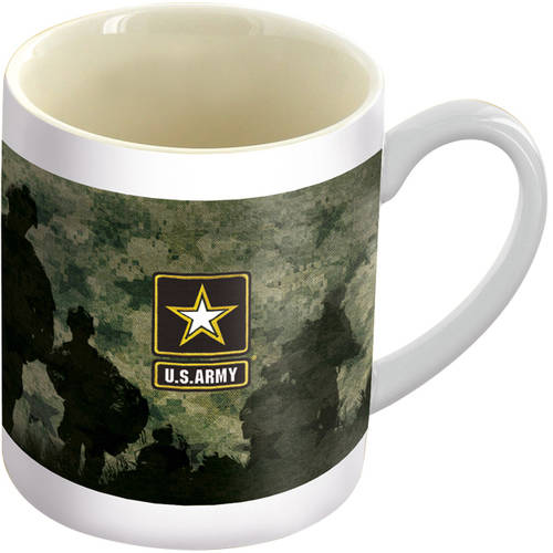Turner U.S. Army Soldier Mug, 12 oz