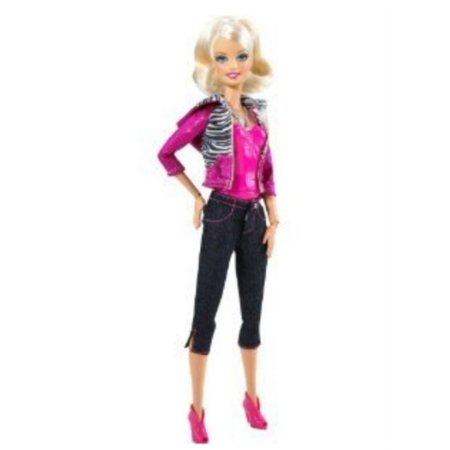 Mattel Barbie Bride Doll (Mattel Blond Video Girl Barbie Doll Real Working Spy Camera Built-in LCD)