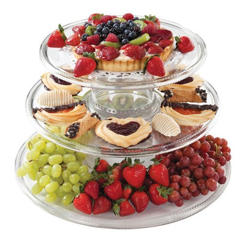 Creative Bath Three Tier Serving Tower