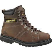 """""""CAT Footwear Silverton Steel Toe - Dark Brown 12(M) Mens Work Boot"""""""