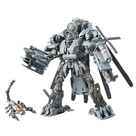 Transformers Studio Series 08 Leader Class Movie 1 Decepticon (Studio Series Floor)