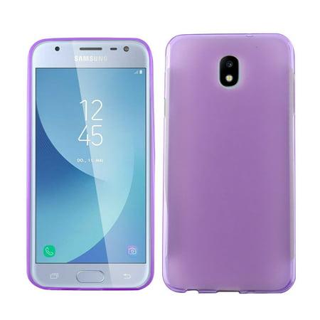 Mystcase⢠For Samsung Galaxy J7 2018 / J7 Refine / J7 Star / J7 Achieve / J7 V 2nd Gen. TPU CANDY Gel Flexi Skin Case Phone Cover + Screen Guard