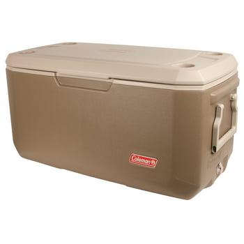 Coleman 120-Quart Xtreme 6 Cooler (Brown/Tan)