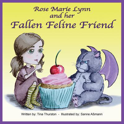 Rose Marie Lynn and Her Fallen Feline Friend