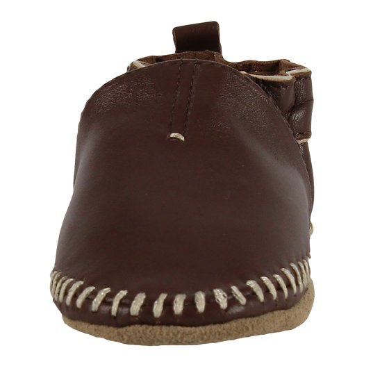 Walmart Credit Card Pre Approval >> Robeez - Robeez Newborn Baby Shoes for Baby Boys Premium Leather Classic Brown Moccasin Soft ...