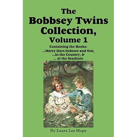 - The Bobbsey Twins Collection, Volume 1 (Paperback)