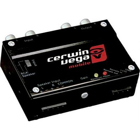 Buy Cerwin Vega IOEMHL 2-ch Line Output Converter