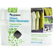 airBoss Charcoal Closet Deodorizer